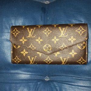 Louis Vuitton Wallet.